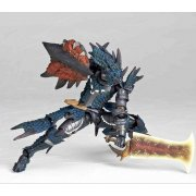 Thumbnail for Revoltech Series No.123EX - Monster Hunter : Monster Hunter : Hunter Swordsman Laeus
