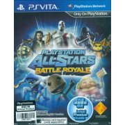 PlayStation All-Stars Battle Royale (Chinese + English Version) [First-Print w/ Premium Contents]
