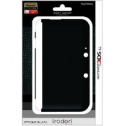 Body Cover for 3DS LL (Strong Black)