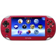Thumbnail for PSVita PlayStation Vita - Wi-Fi Model (Cosmic Red)
