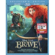 Brave [Collector's Edition Blu-ray+DVD]