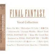 Final Fantasy Vocal Collection