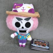 One Piece Plush Film Z Maascot Vol.2: Brook