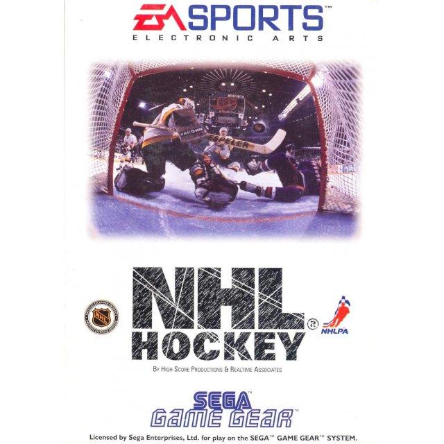 NHL Hockey ?? Game Gear (GG)