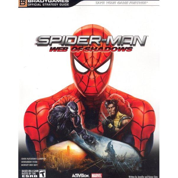 Патч для игры без тормозов, для Spider-man Web of shadow) .