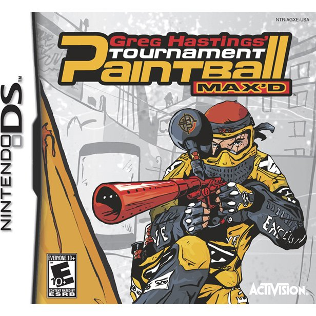 Greg Hastings' Tournament Paintball Max'd for Nintendo DS (NDS)