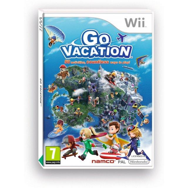 Go Vacation Wii U