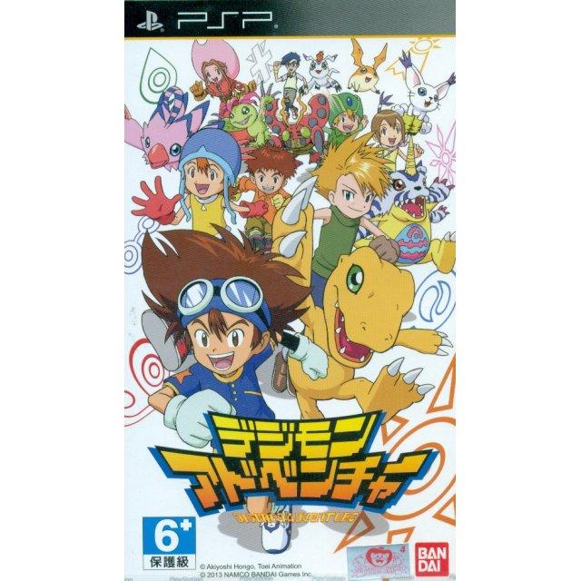 Descargar juego Digimon Adventure para PSP