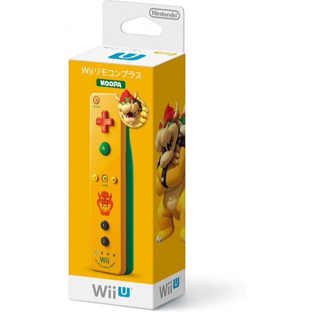 wii remote control plus koopa 396967.1 Wii Remote Control Plus (Koopa)
