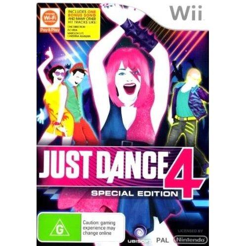 just dance 4 399307.1 Just Dance 4
